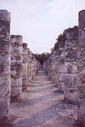 The thousand columns